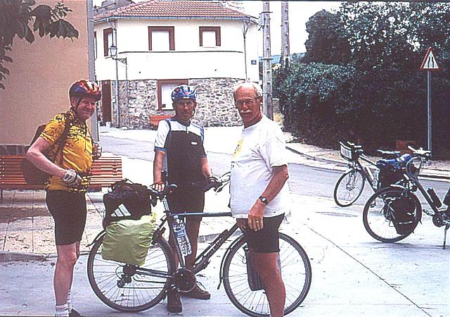 Valentin, Marcel und Hans