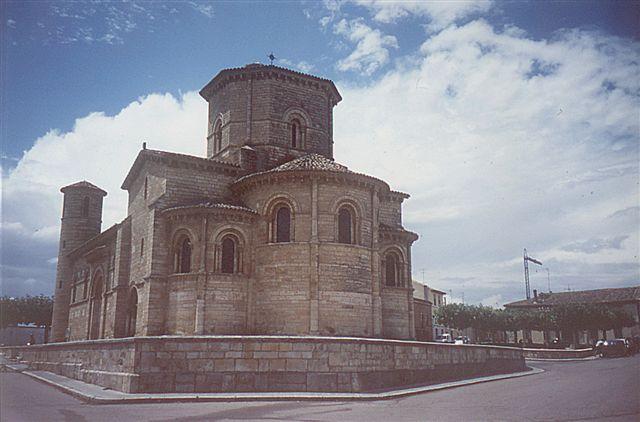 San Martin Fromista