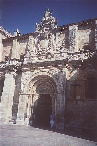 San Isidoro Leon
