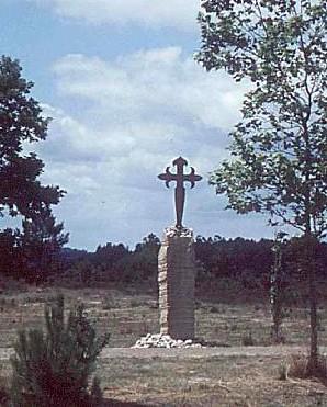 noch ein Pilgerkreuz