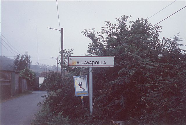 La Lavacolla