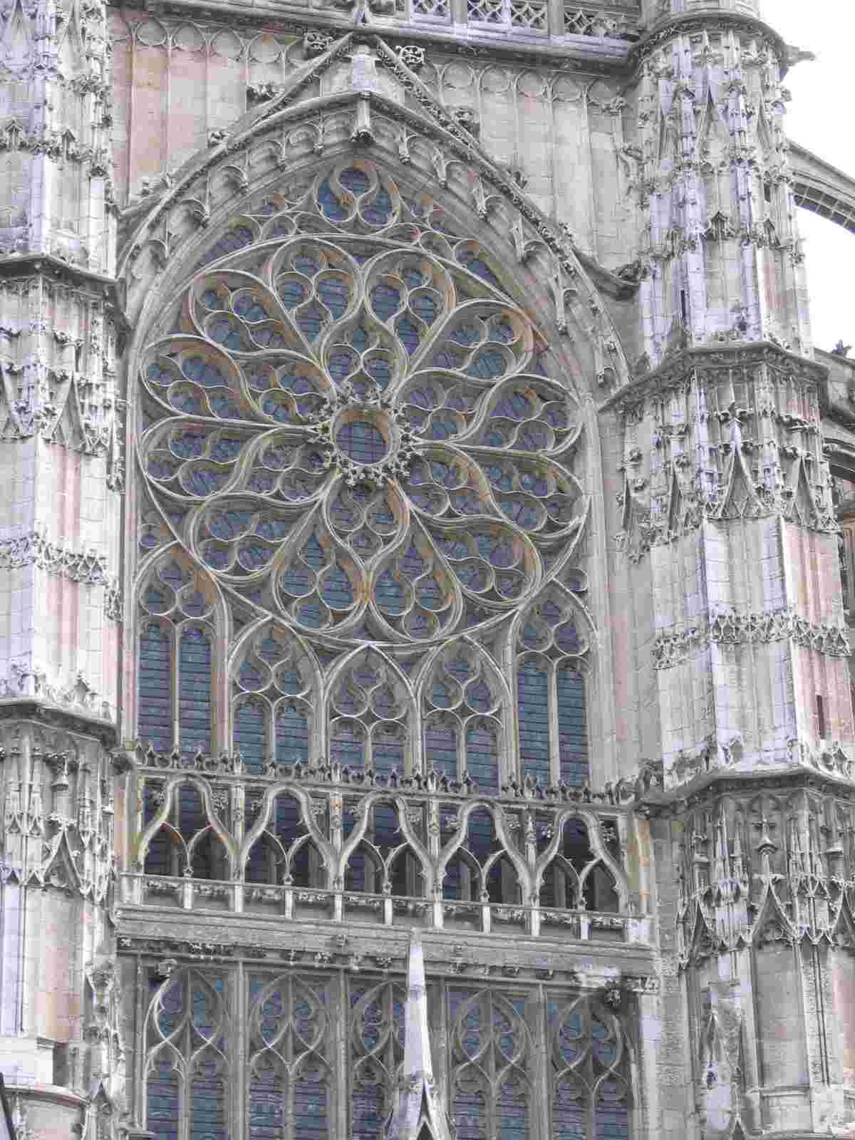 Beauvais Kathedrale Westwerk