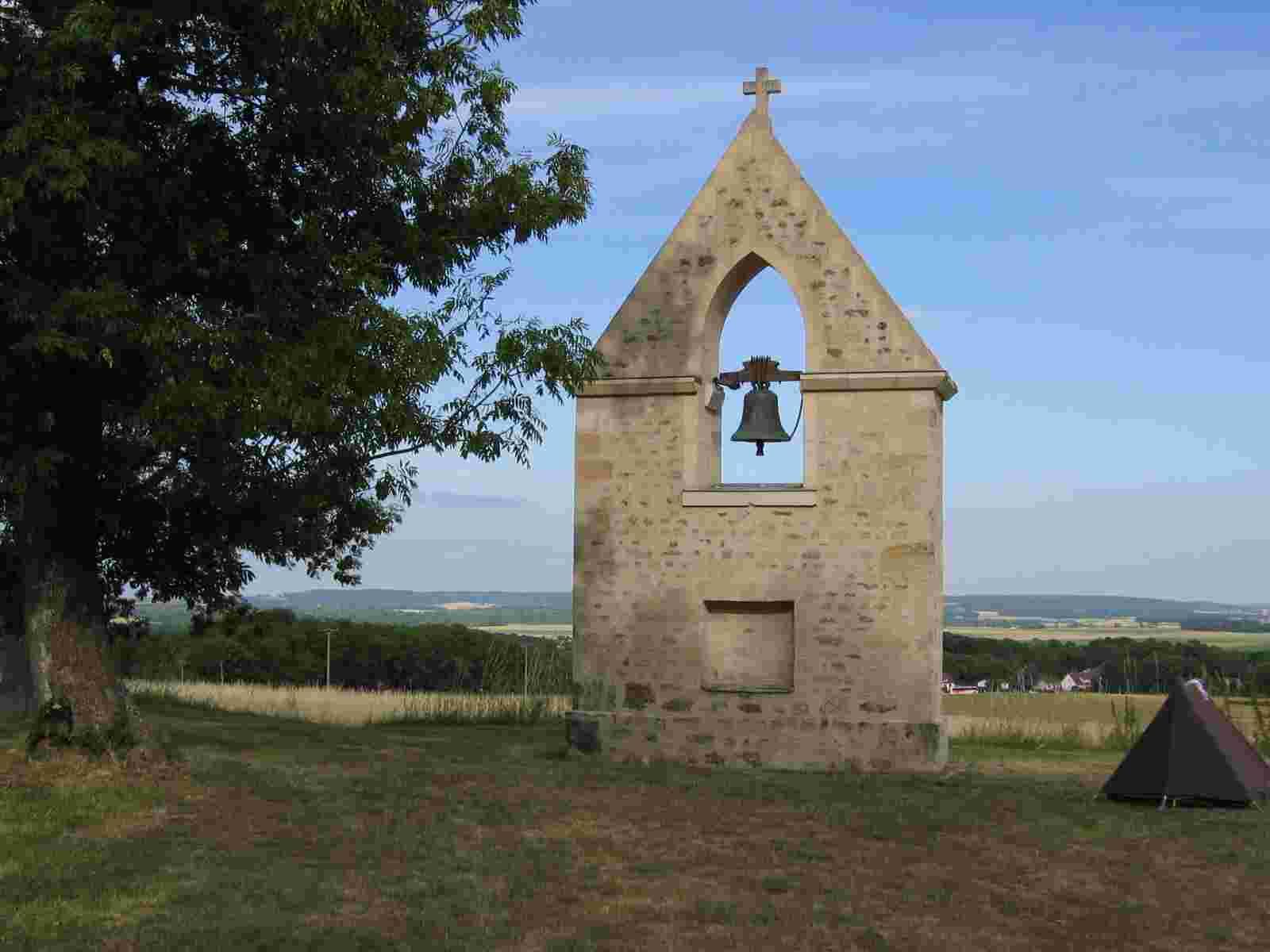 Reste, - Erinnerung an eine alte Pilgerkapelle