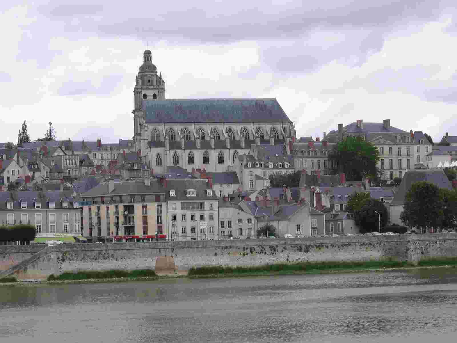 Saint Nicolas in Blois