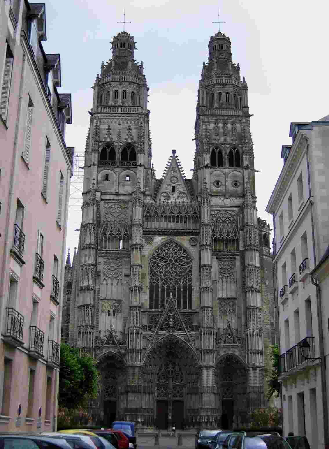 Tour, die Kathedrale St. Gatien