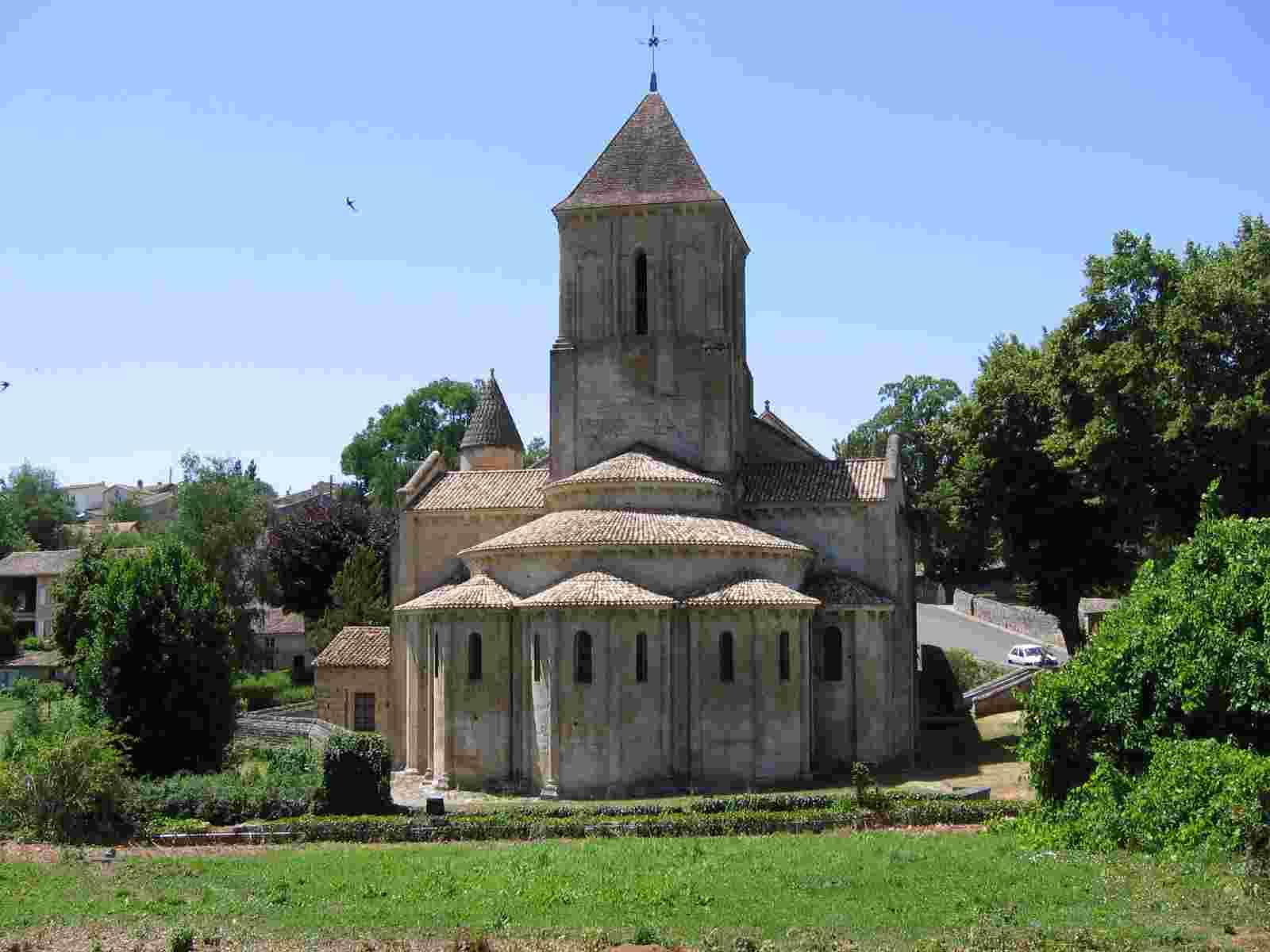 Melle Saint Hilaire