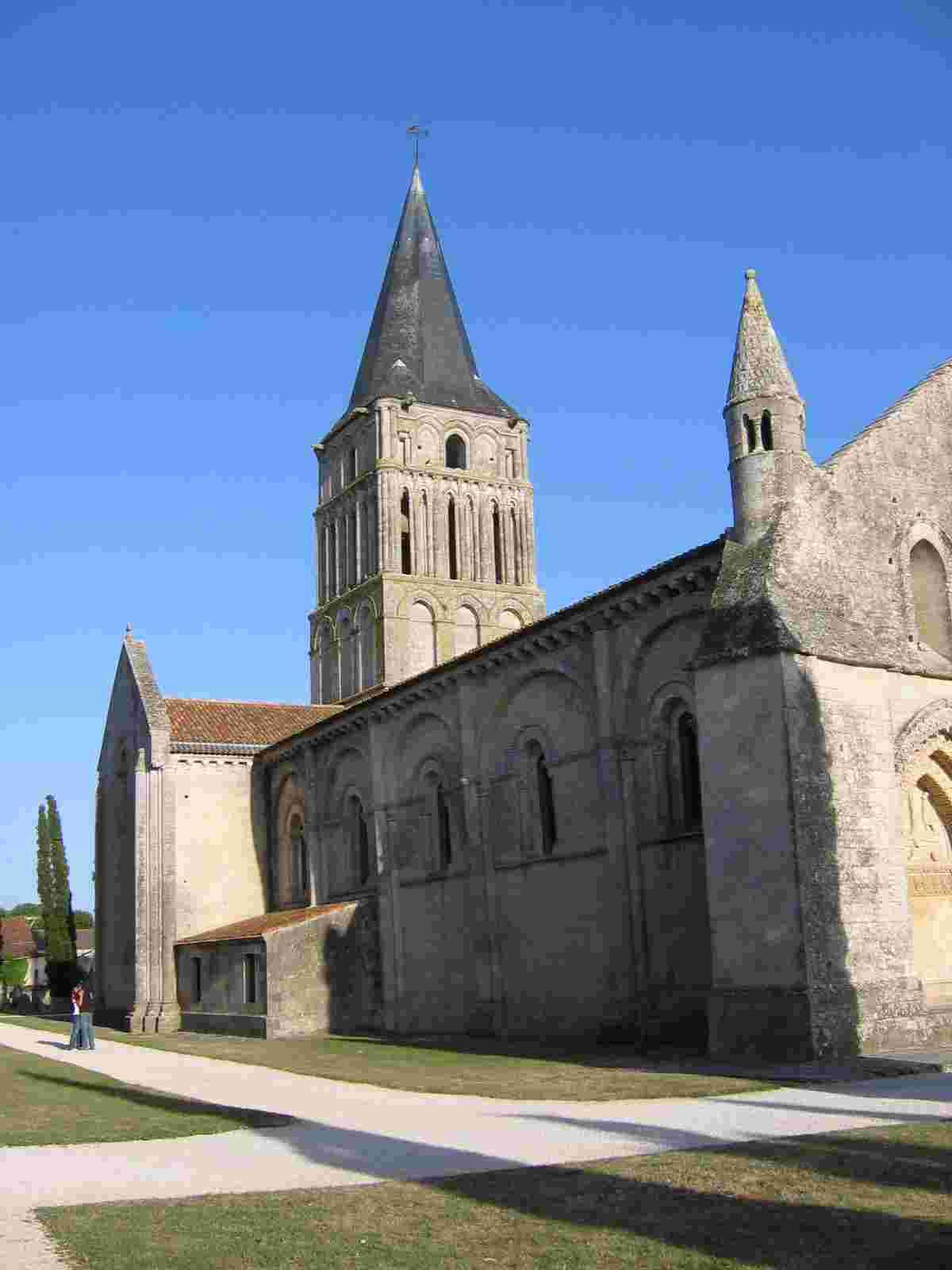 Aulnay en Saintonge