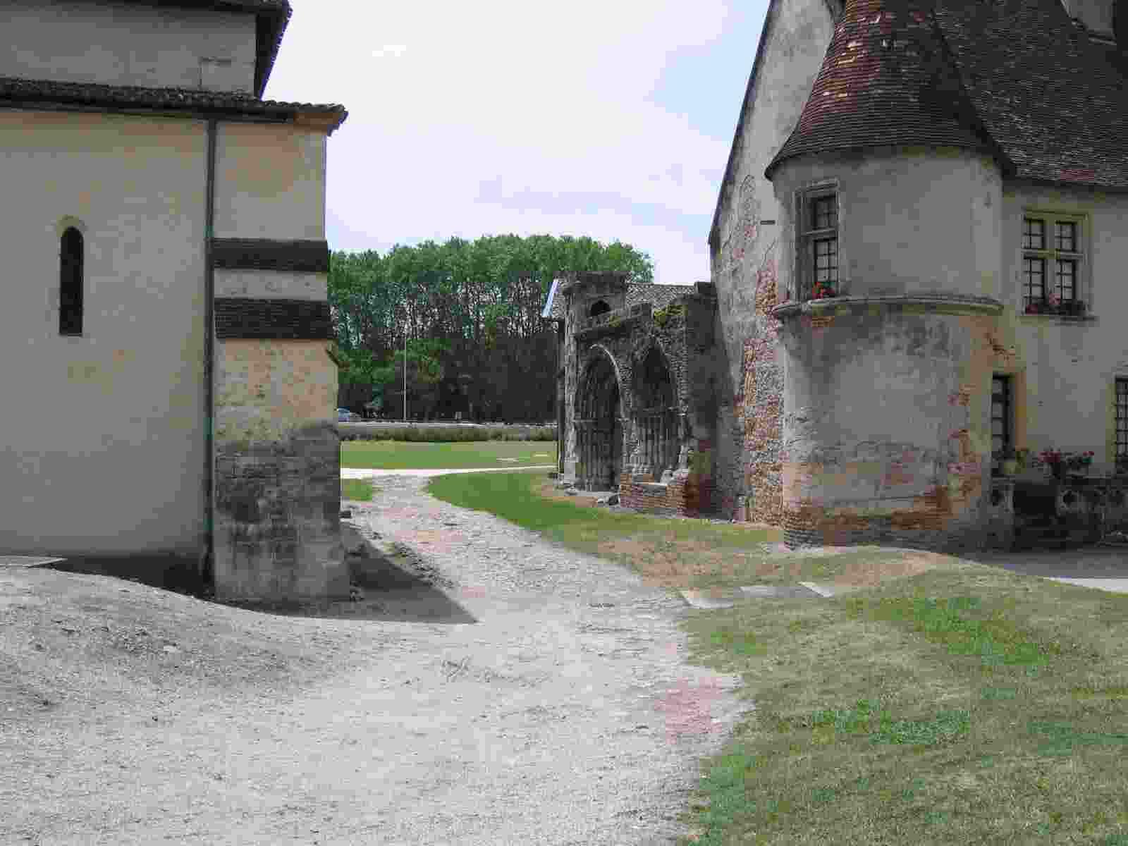 der authentische Pilgerweg aus alter Zeit