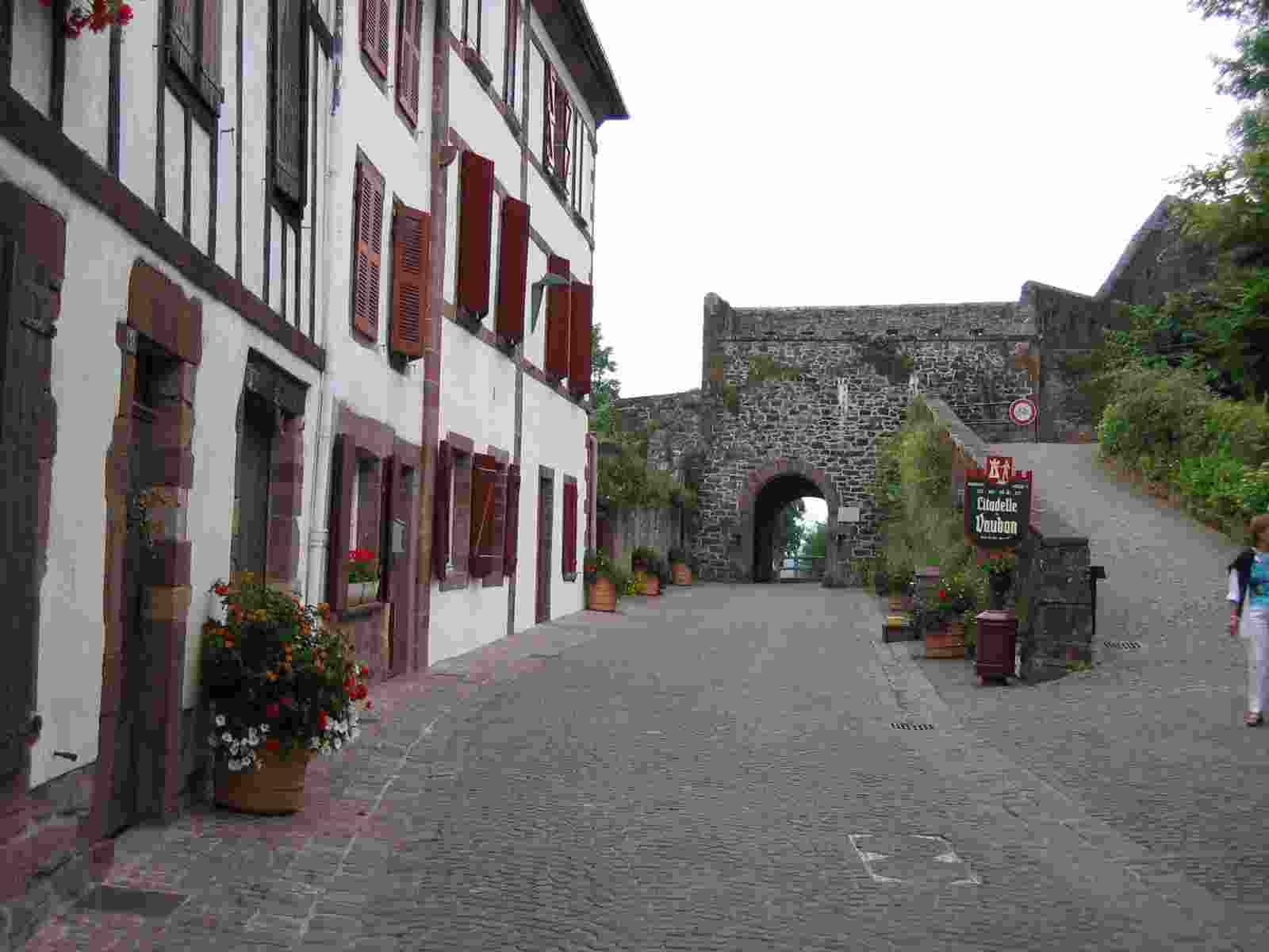 Saint Jean Pied de Port, Porte Saint Jacques