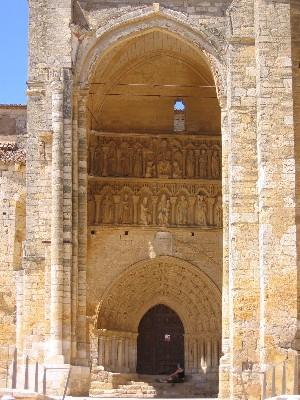 Santa Maria La Blanca in Villalcazar de Sirga