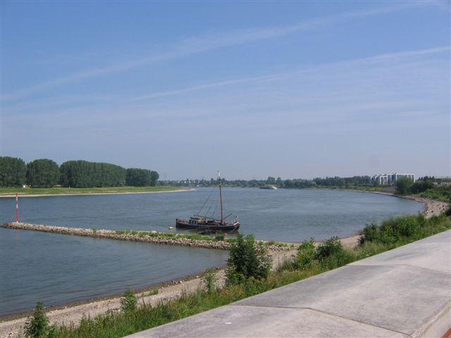 Rheinufer bei Monheim