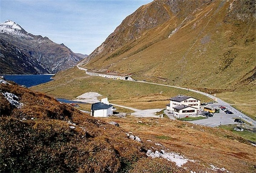 am Lukmanierpass