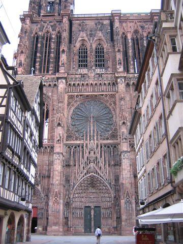Straßburg, das Münster