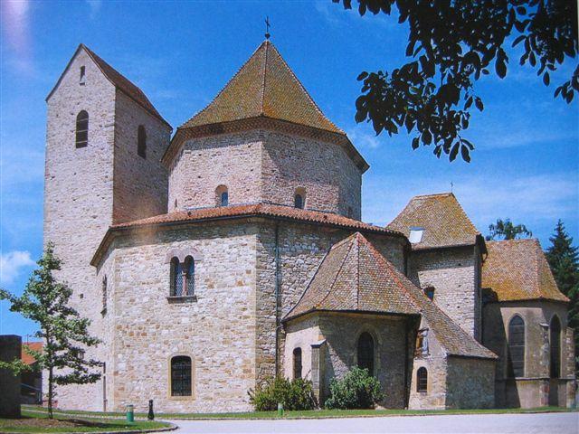 Kirche in Otmarsheim