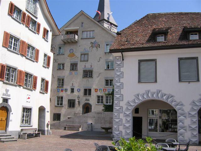 Chur, Altstadt