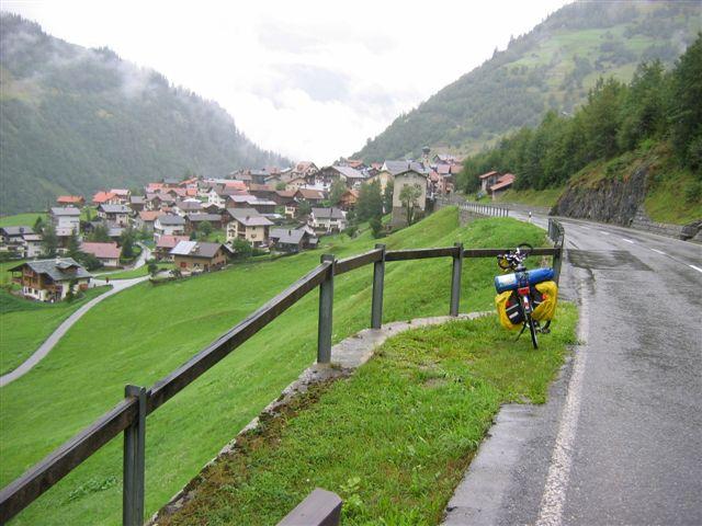 auf dem Weg zum Lukmanier Pass