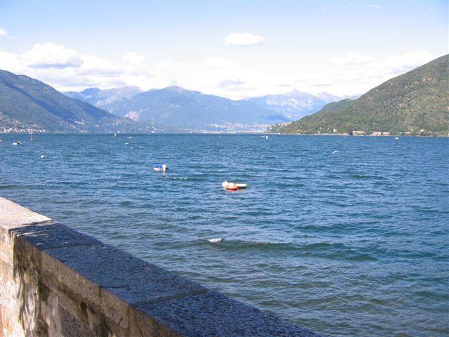 am Lago, wo Maggia und Ticinjavascript:;o in den See fließen