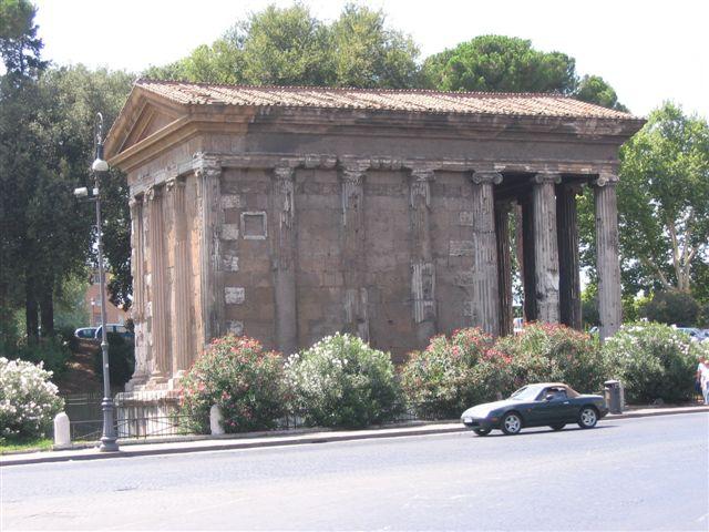 Portunus Tempel