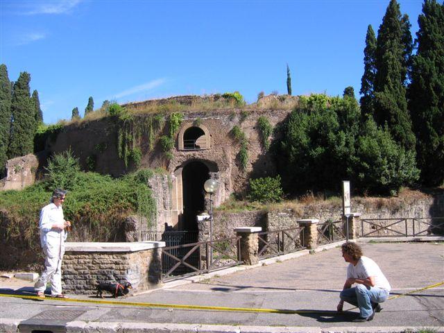 Mausoleum des Augustus